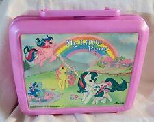 Vintage 1986 My Little Pony Aladdin Lunchbox
