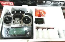 Futaba 12FGH Helicopter 3.0 Ver. PCM 40 mhz  12ch + R5114DPS + TX RX Battery NEW