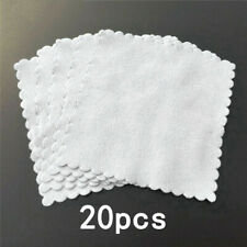 20pcs Car Large Professional Window Glass Cleaning Cloths Microfiber Kit Supply