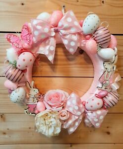 Easter Pink Wreath