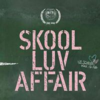 BTS Bangtanboys 2nd mini Album [SKOOL LUV AFFAIR] CD + Photobook + Photocard