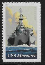 US Scott #5392, Single 2019 USS Missouri VF MNH
