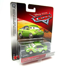 Disney Pixar Cars Diecast Scavenger Hunt Metallic Edition Nick Stickers ~ Mattel