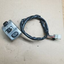 Gilera Cougar 125 1999-2003 Left Side Switchgear Controls Switches Gear 125cc