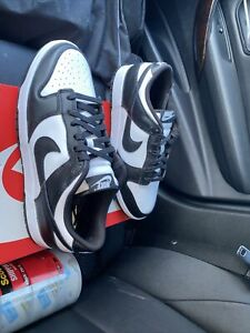 Brand New Nike Dunk Low Black/White US Men's Size 9.5 DD1391100