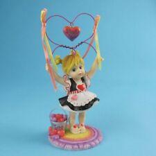 New My Little Kitchen Fairies I Love You Fairie Heart Figurine Fairy Wings Nib!
