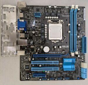 ASUS P8H67-M LE LGA 1155 Motherboard DDR3 USB 3.0 VGA DVI HDMI