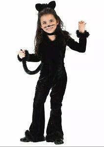 Toddler Playful Kitty Costume Medium 8-10 NEW