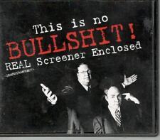 PENN & TELLER, BULLSHIT; MINI DVD PR SCREENER
