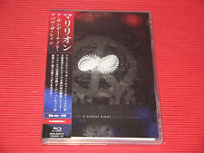 MARILLION Sunday Night Above The Rain JAPAN BLU-RAY + 2 CD SET