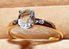 Exceptional Paraiba Tourmaline and Diamond Ring    J/K