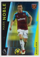 Topps Premier League PLATINUM 2017-2018 ☆☆☆ Football Cards ☆☆☆ #1 to #100