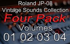 Roland (boutique) jp-08 vintage Sons Collection Four Pack