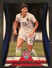 2015 Panini Ali Krieger Rookie Card USWNT USA Soccer RC Orlando Pride