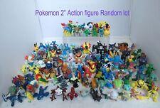 Lot De 20pcs 3-5cm Pokemon Monsters Figurine Figure Jouets Random Mixed Lot FR