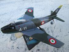 F-86 Sabre Aeronautica Militare Frecce Tricolori AIR SHOW Metall Modell / YAKAiR
