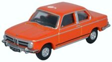Oxford 76BM02001 BMW 2002 COLORADO ARANCIONE 1/76th = 00 Gauge Nuovo in caso di post-T48