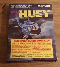 Super Huey - Commodore 64 Game - C64