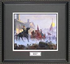 Mort Kunstler SHENANDOAH SUNRISE  Framed Print Civil War Wall Art Gift