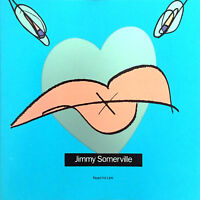 Jimmy Somerville ‎CD Read My Lips - Europe (M/EX+)