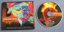 CD Tangerine Dream ‎– Inferno - mint- Digipak - Eastgate