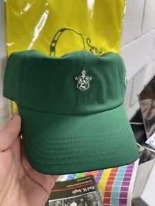 new SEA ISLAND Golf Resort Green American Needle Hat Adjustable Performance