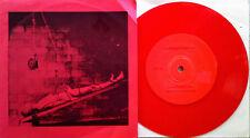 BIRTHRIGHT - RICHARD RAMIREZ b/w AUTOEROTICHRIST - RED VINYL 45 + FOLD OVER PS