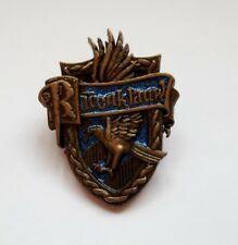 Large Harry hogwarts Ravenclaw Crest Pin Badge. Tie. Brooch.