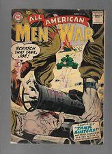 ALL AMERICAN MEN OF WAR #46 - TANK BUSTER'S! - (4.5) 1957