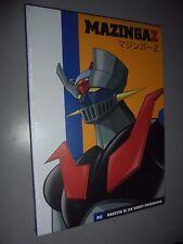 DVD N° 15 1 Z  MAZINGA Z NASCITA DI UN ROBOT PRODIGIOSO GAZZETTA