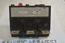 FXD63T200  200 amp 600 volt 3 Pole Siemens Trip Unit for FXD HFXD Breaker TESTED