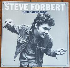 """STEVE FORBERT       -     """"LITTLE STEVIE ORBIT""""          -   PRE-LOVED   VINYL"""