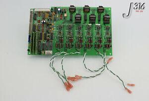25279 PARKER COMPUMOTOR PCB, Z-DRIVE AMP BOARD, 61-010378-02 71-010379-02