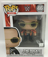 """THE ROCK Sunglasses #46 Funko POP! """"WWE""""  WWF Do You Smell What I'm Cooking"""
