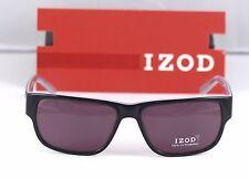 New Izod Sunglasses IZS 764 Blue Laminate 57-15-135  w/ Case retail $129