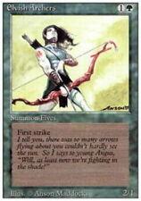 MTG magic cards 1x x1 Light Play, English Elvish Archers 3rd Edition Revised