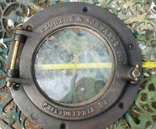 GENUINE Antique American Ships Porthole