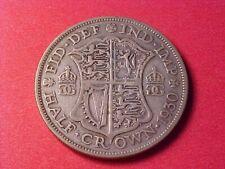 New listing Great Britain Half Crown Silver 1930 George V Key Date Scarce