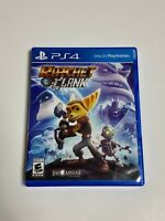 Ratchet & Clank (Sony PlayStation 4, 2016) PS4 Complete Tested Working