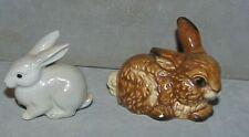 Vintage GOEBEL Bunny Rabbit figurine