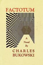 Factotum by Charles Bukowski (2002, Paperback, Reprint)