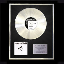 SHINEDOWN THE SOUND OF MADNESS CD PLATINUM DISC FREE P+P!!