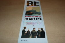 BEADY EYE - BE - 2013!!!FRENCH!!! PUBLICITE/ADVERT!!!