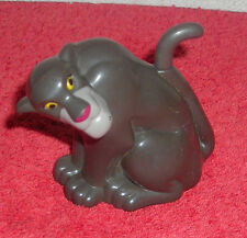 "DISNEY JUNGLE BOOK BAGHEERA 3"" TOY FIGURE CAKE TOPPER CANDY HOLDER"