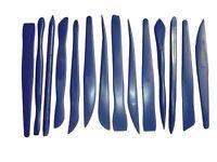 14 Plástico Arcilla Modelo Herramientas 14cm Loza Sculpey Fimo Modelado