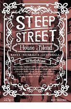 Steep Street spécialité Café mélangé Ensemble Bean 227 g