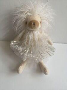 "FAO Schwarz Toy Plush Designer Petit Bon Sloth Ballerina 14"""