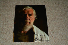 Ian McElhinney Signed Autograph 15x20 Star Wars Rogue one Dodonna Special Price