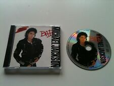 Michael Jackson - BAD - PICTURE CD © 1987