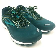 Brooks Ghost 12 Mens Running Shoes 13 Extra Wide 4E Green 1103164E018 Sneaker